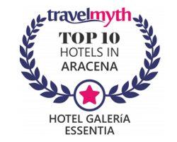 Hotel Restaurante Essentia en Aracena - Top 10 mjores hoteles en Aracena.