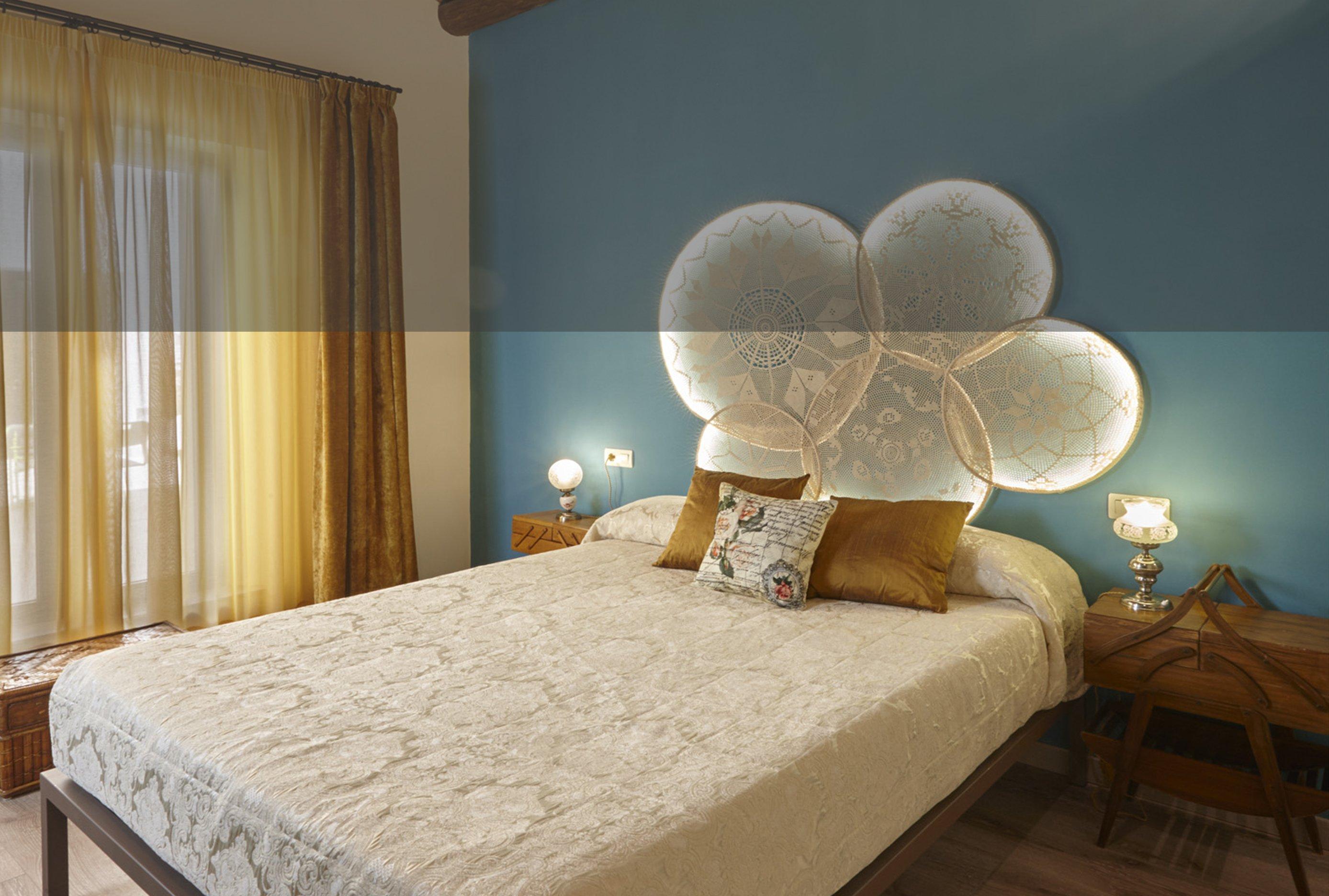 Hotel Essentia, habitación Nonna.