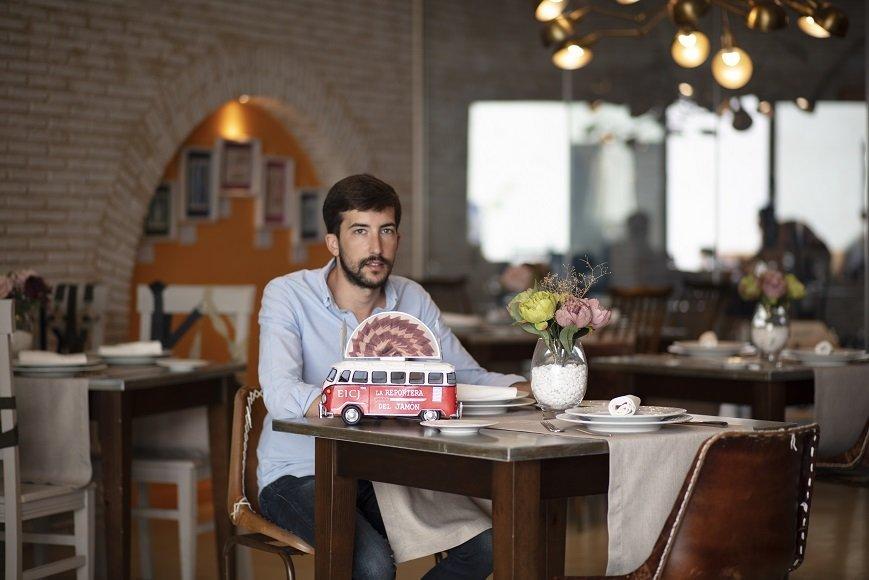 Nuestro director- Alvaro García - Hotel Essentia